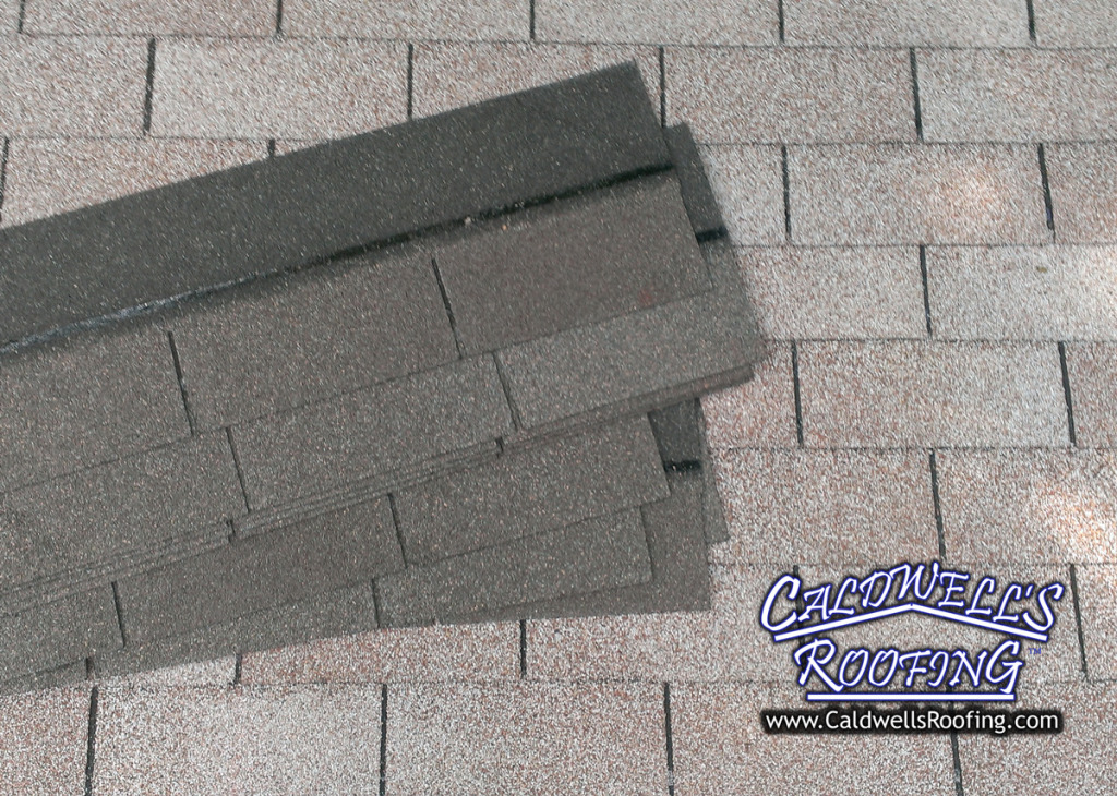 Asphalt Roof Shingle Types - 3-Tab Style