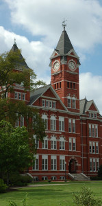 Auburn University Samford Hall