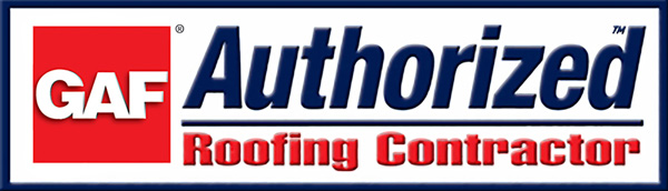 GAF Authorized Roofing Contractor Logo