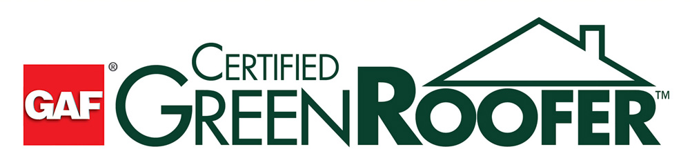 Gaf Certified Green Roofer High Res S Caldwell S Roofing