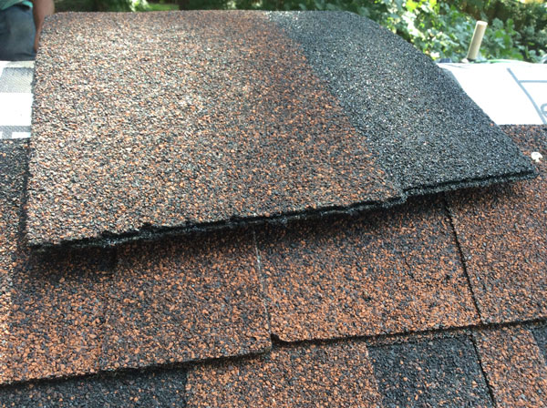 GAF Roofing Process Step Eight - Proper Hip and Ridge Shingles