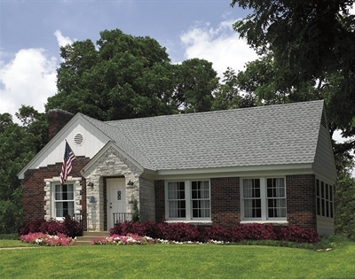Example of GAF's TimberlineⓇ Cool Series with Antique Slate Color