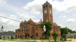 Tuskegee Courthouse