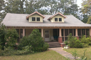 A Re-roof by Caldwell's Roofing