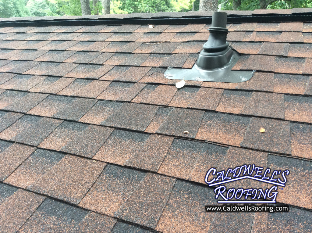 Asphalt Roof Shingle Types - Dimensional Style