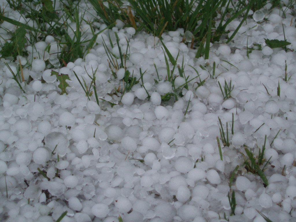 Large Enough Hail Can Create a Roofing Insurance Claim
