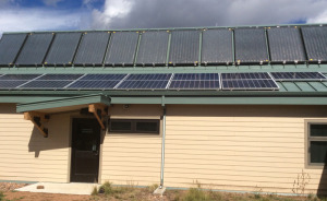 Solar Thermal And Photo Voltaic Solar Panels S Caldwell