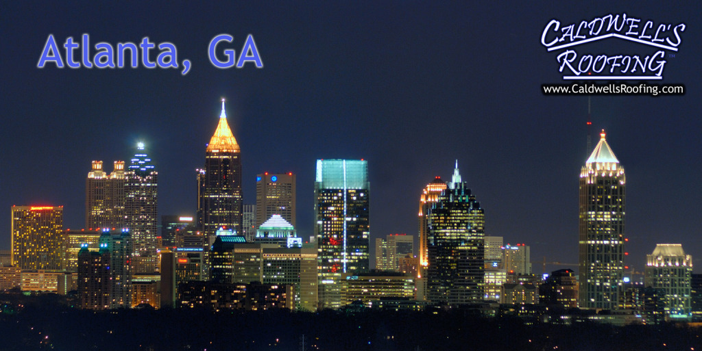 Caldwell's Roofing Provides Atlanta GA Roofing Service