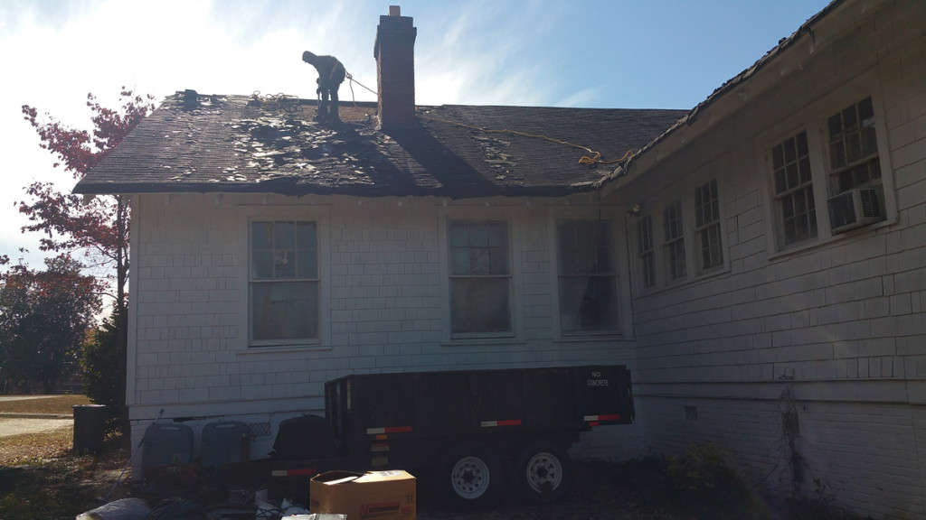 Removing Seven Layers of Shingles - What a Chore!