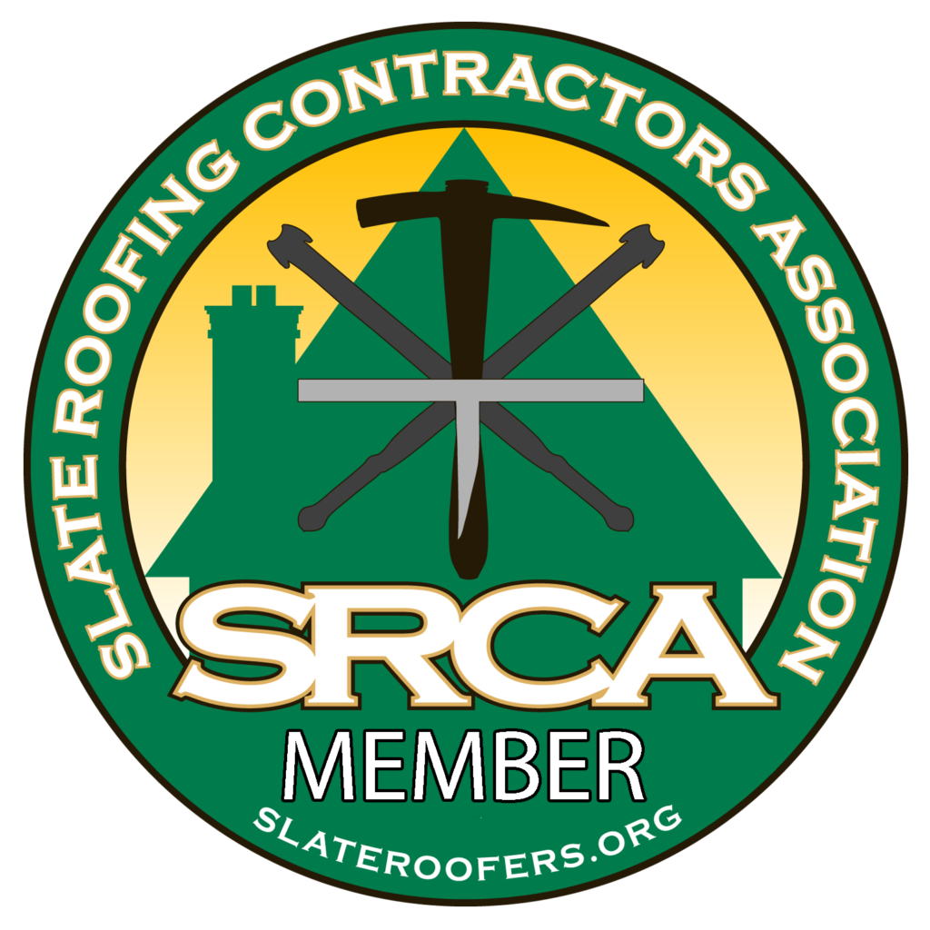 SRCA Slate Roofing Contractors Association Member